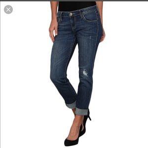 Kut from the Kloth boyfriend jeans 10p